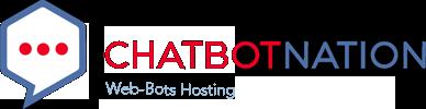 web chatbot and landbot hosting on chatbotnation